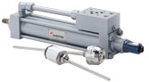 Electronic Positioning Cylinders