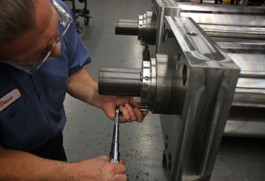 Our special cylinders are built to order for custom requirements