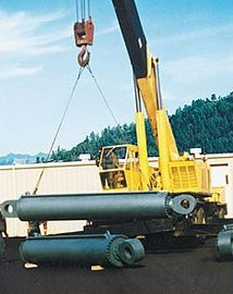 Marine Dredge Cylinders