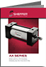For more information on the AA Series: Low Cost Aluminum Pneumatic Cylinder, download the electronic version of our brochure (PDF).