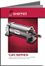 For more information on the C20 Series: Cast Iron Pneumatic Cylinder, download the electronic version of our brochure (PDF).